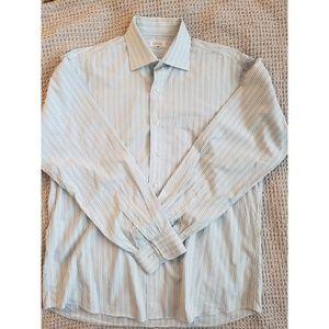 Barney's New York button down shirt